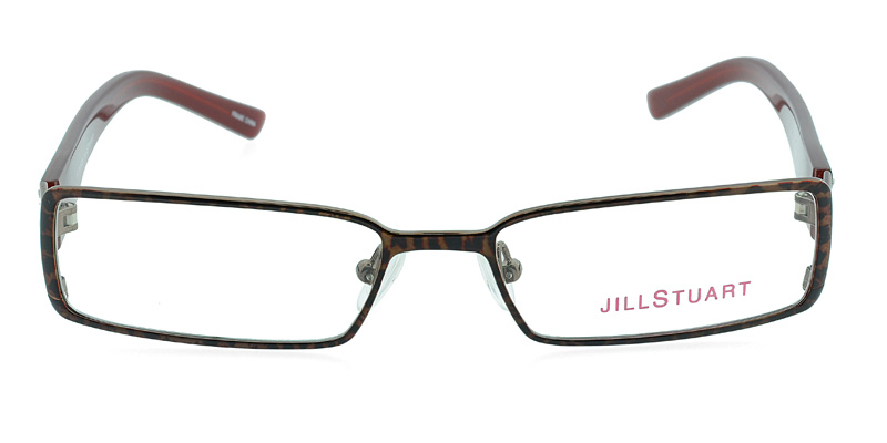 072525e4fc Jill Stuart JS166 Brown Prescription Eyeglasses From  104