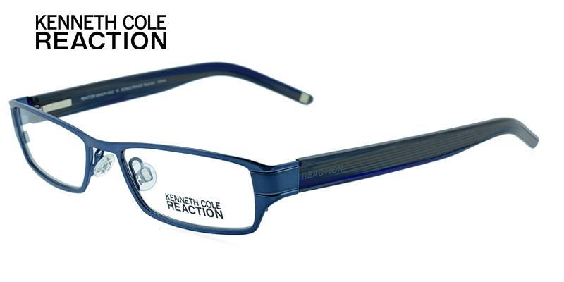 Buy Kenneth Cole KC0652 Blue Designer Eyeglasses - Eye ...