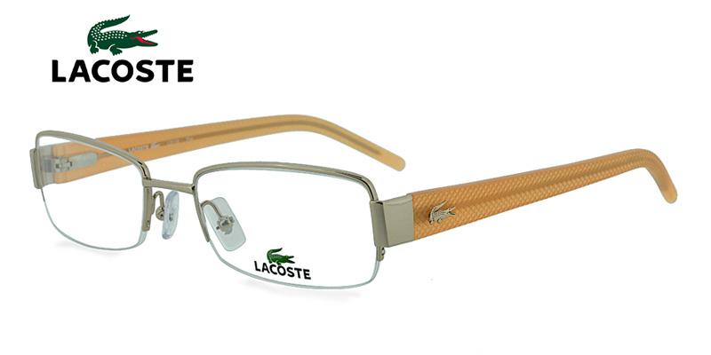 6ff46e784ea1 Lacoste L2115 Gold Designer Glasses - shoponlineone0001