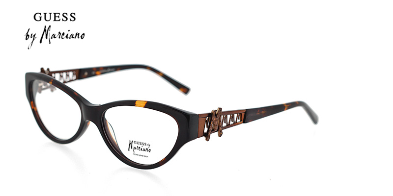 7e6457fae17cf Guess By Marciano GM136 Tortoise Designer Glasses Shipping within ...