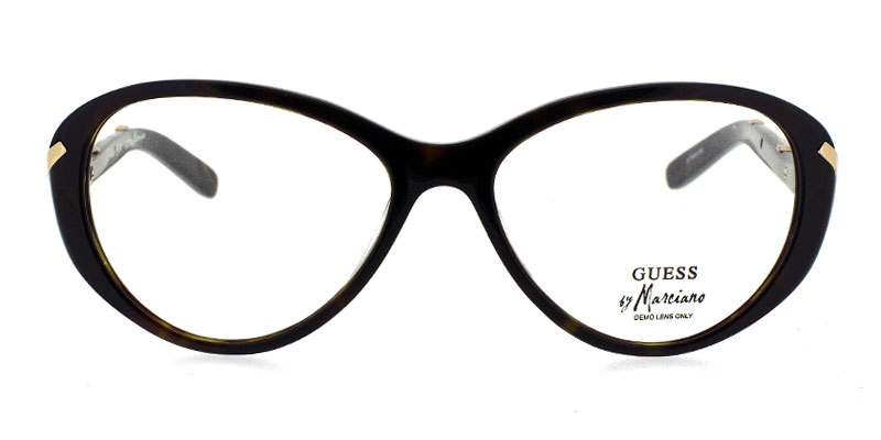 Guess By Marciano GM100 Tortoise Prescription Eyeglasses From  164 b74e968757f06