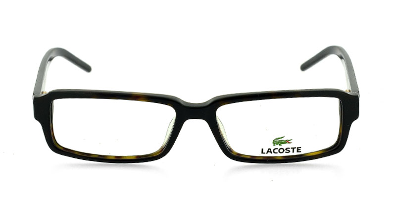 4713c465aeb Lacoste L2604 Tortoise Prescription Eyeglasses From  154