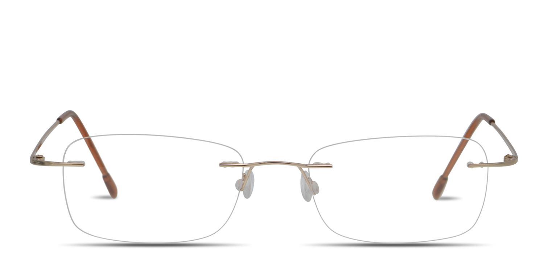 5932a15e7a Milano Rimless Prescription Glasses