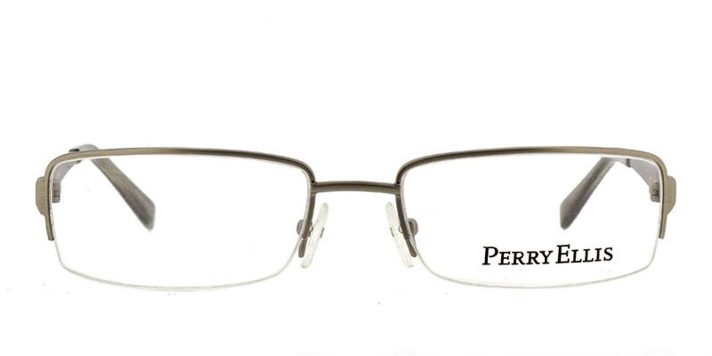 Perry Ellis PE306 Silver Prescription Eyeglasses From $88