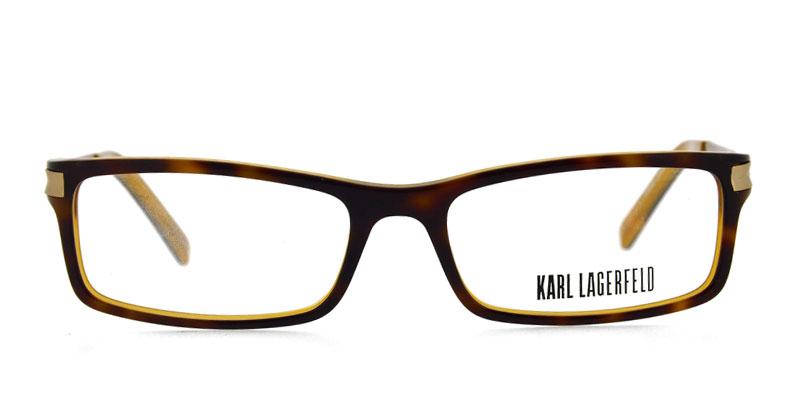 13da7df54d Karl Lagerfeld KL737 Tortoise w Gold Prescription Eyeglasses From  188
