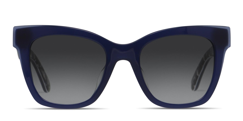 3c887a38e83 Kate Spade Emmylou S Blue Prescription Sunglasses