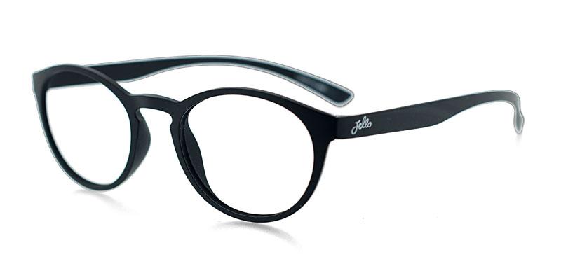 Cheap Glasses Frames Jello JL500 Black PRICE