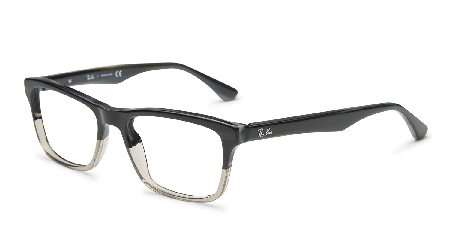 073e1e92023e6 ... 5279 Gray Horn w Clear. Try On. Premium. Ray-Ban. Rollover for more  angles