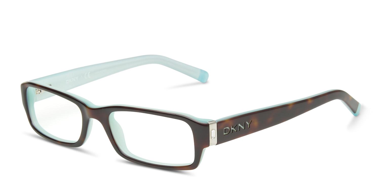 dkny 4585 tortoise standard prescription eyeglasses