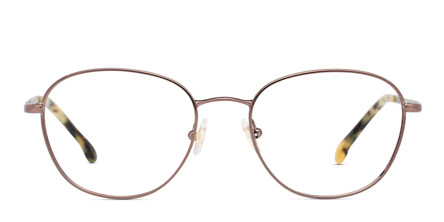 f49b0e2d26 Brooks Brothers 1026 Brown Prescription Eyeglasses
