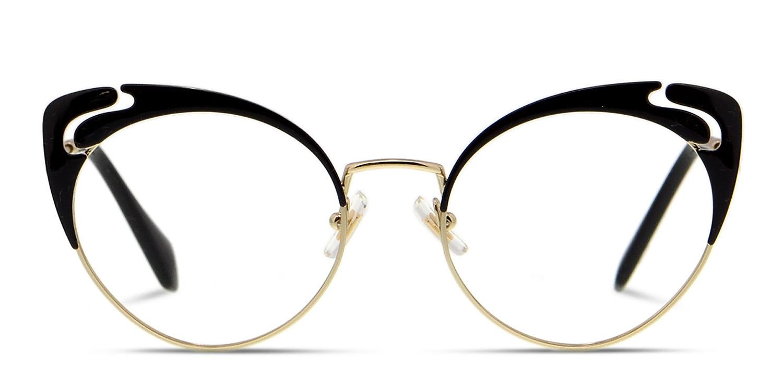 50af9b1eeebe Miu Miu MU 50RV Prescription Eyeglasses