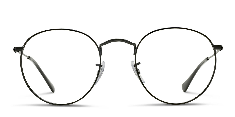 Ray-Ban 3447V Round Metal Prescription Eyeglasses