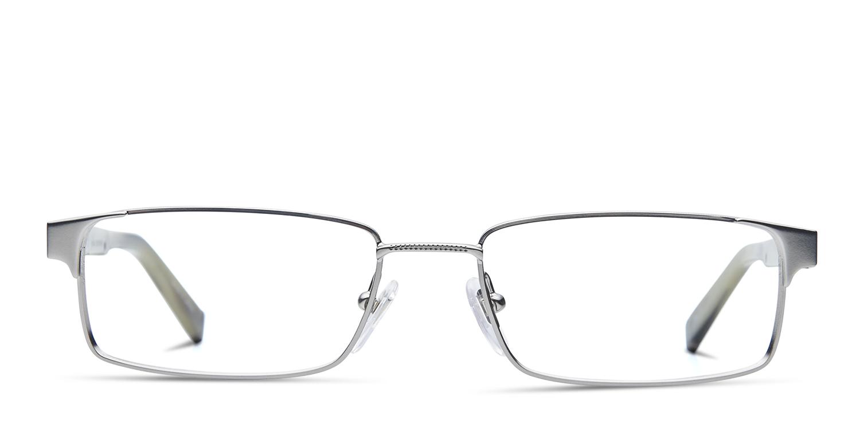 441426a0ff8 John Varvatos V135 Gunmetal w Gray Prescription Eyeglasses