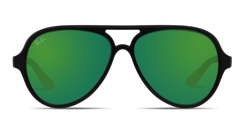4219d2f54ae Ray-Ban 4125 Cats 5000 Prescription Sunglasses