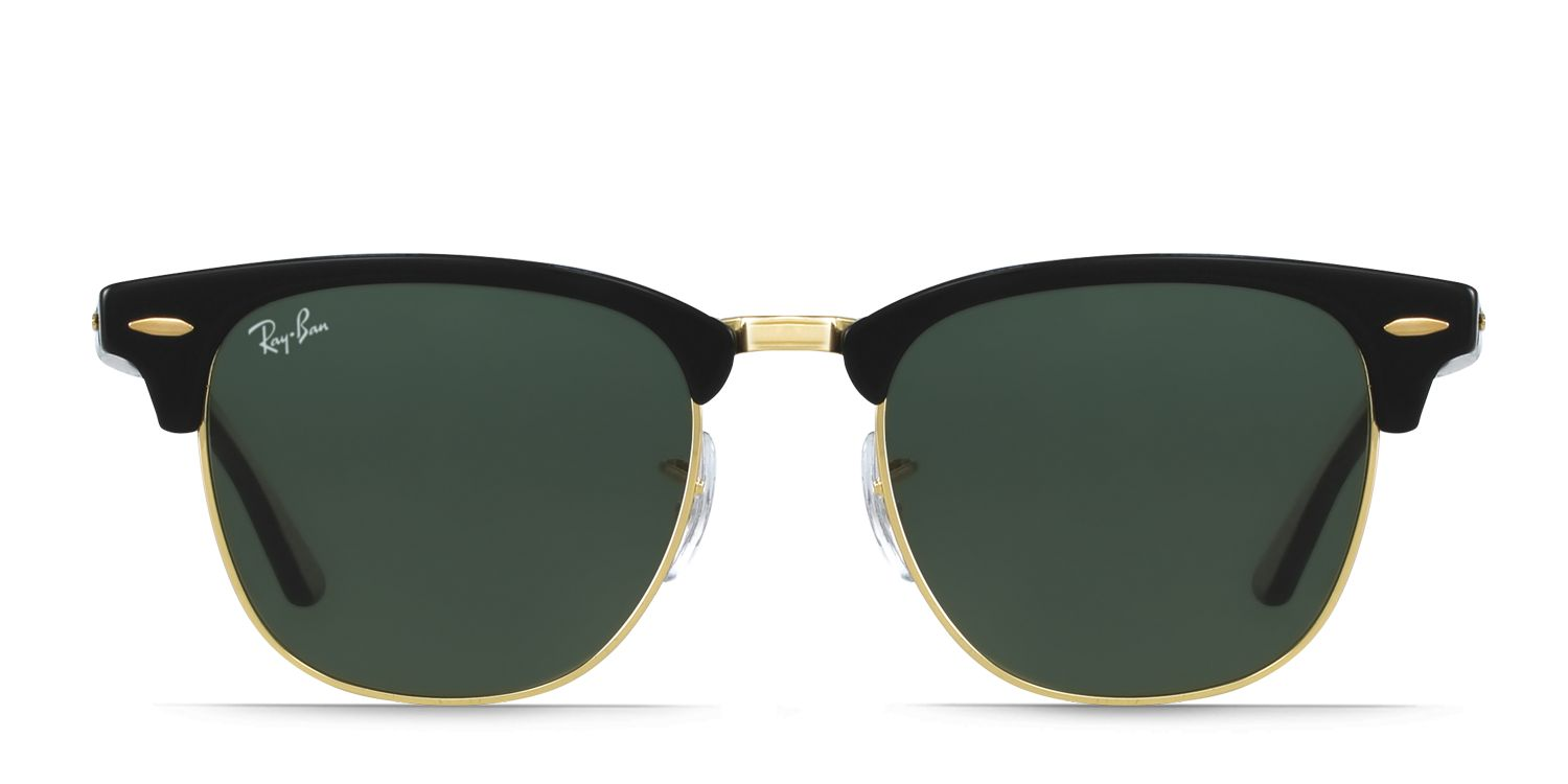 9eb811afb56 Ray-Ban 0RB3016 Clubmaster Prescription Sunglasses
