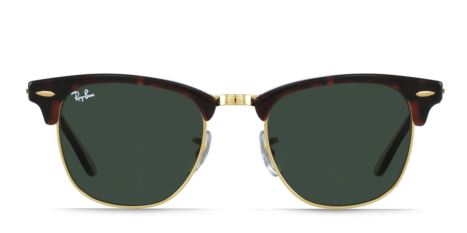 Ray-Ban 0RB3016 Clubmaster Prescription Sunglasses f940b81a2f70