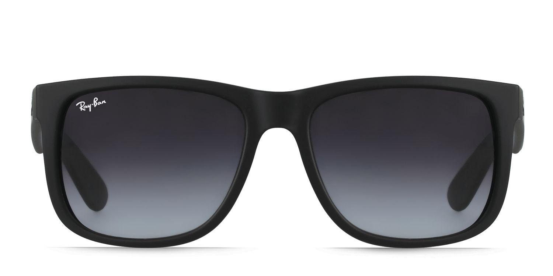 1051716324f Ray-Ban 4165 Justin Prescription Sunglasses