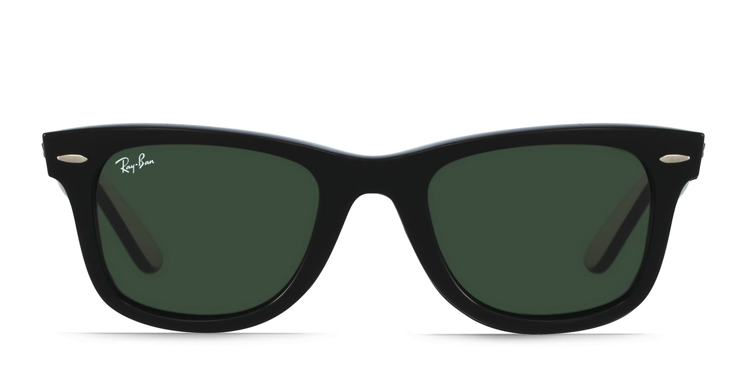 6e3f936009a Ray-Ban 2140 Wayfarer prescription sunglasses