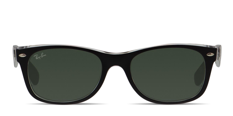 492c5ee1ef42 Ray-Ban 2132 New Wayfarer Prescription Sunglasses