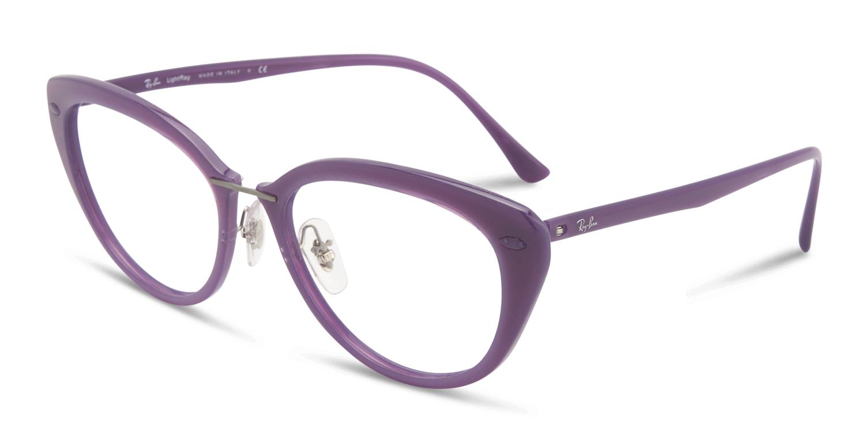 4b74cb2276 HomeRay-Ban 7088 Purple. Try On. Premium