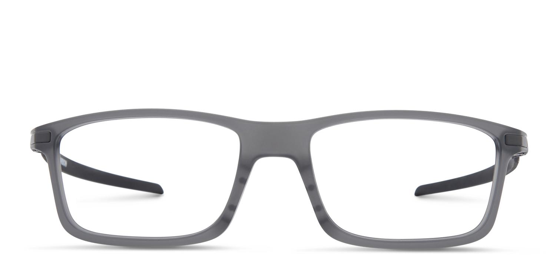 ac7ab882cd3 Oakley Pitchman Carbon Gray Prescription Eyeglasses