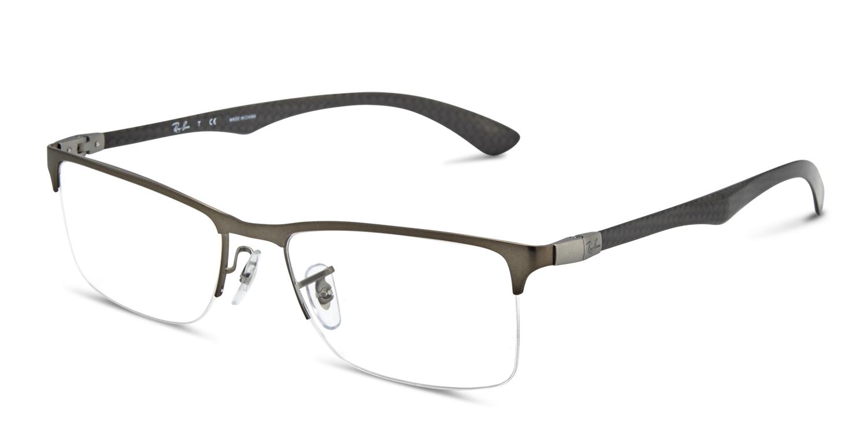 38ac8fe02d Ray Ban Prescription Glasses Rb 8413 Brown « Heritage Malta