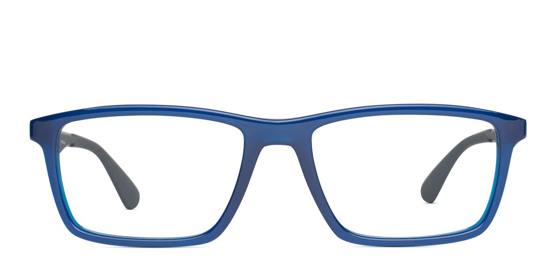 dfb3e039fe Ray-Ban 7056 Blue Prescription Eyeglasses