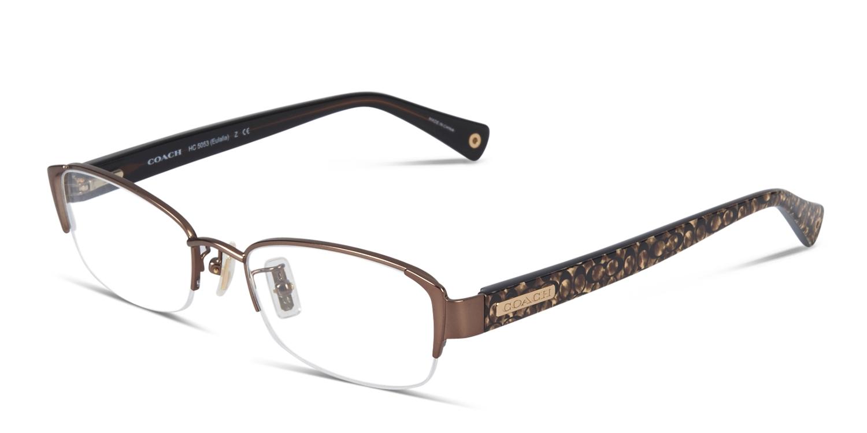 bf08304ab6 Coach HC5053 Eulalia Prescription Eyeglasses