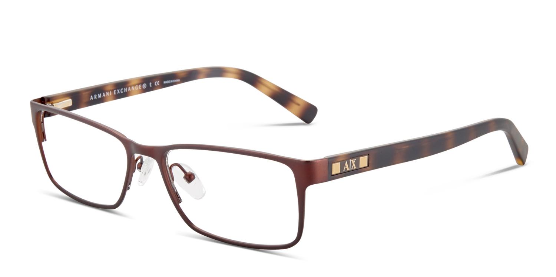 226fb835363 Armani Exchange AX1003 Prescription Eyeglasses