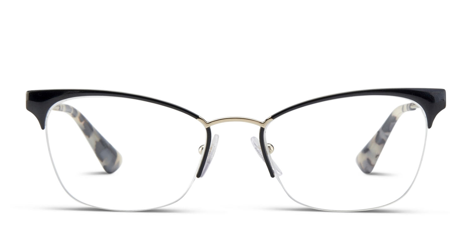 06ea0e6449a Prada PR 65Q Prescription Eyeglasses