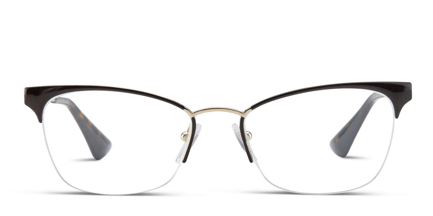 783cb7ca6650 Prada PR 65Q Prescription Eyeglasses