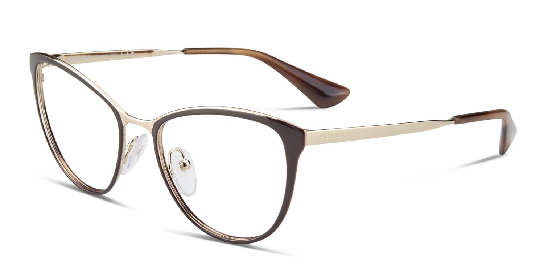 269ba109e298 Shoptagr   Prada Pr 55 Tv by Glasses Usa
