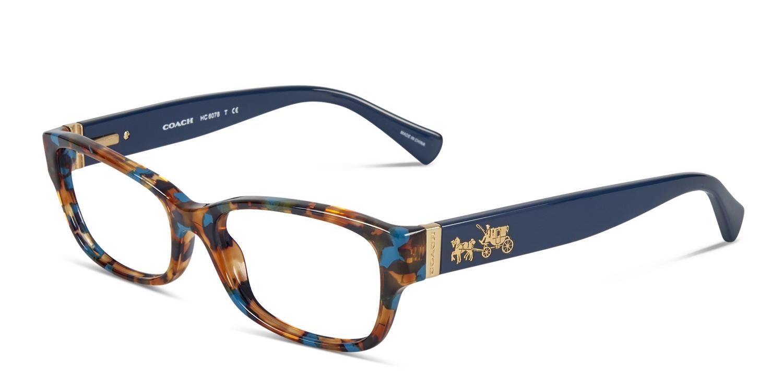 4434534350 Coach HC6078 Prescription Eyeglasses