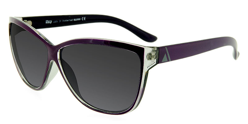 a204bb1ff8 1  X-Ray GL1000 Purple Purple Eggplant Prescription Sunglasses - New ...