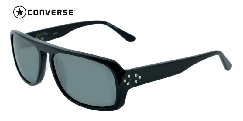 b1169c7289c Converse Reinvented Black Prescription Sunglasses Low Price - Answer ...