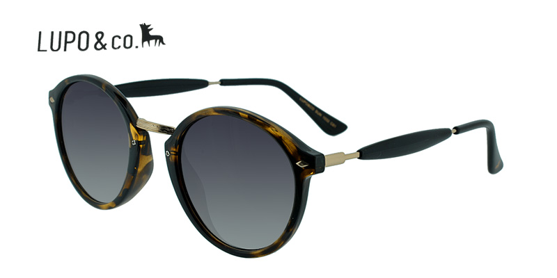 8e751d4507ec1 Lupo 1032 Tortoise Shell Silver Prescription Sunglasses Low Prices ...