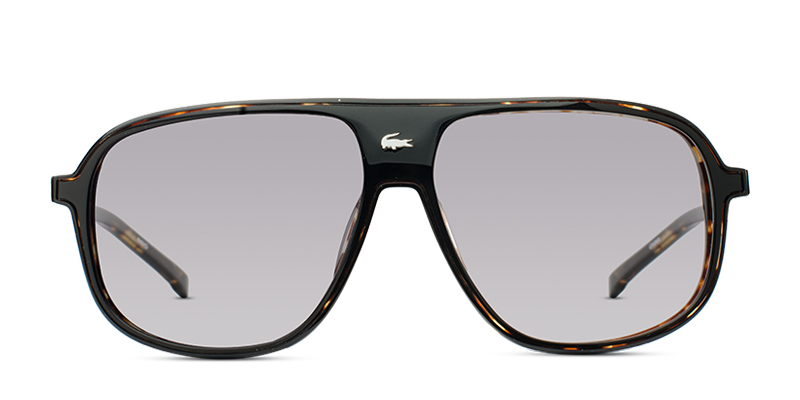 29d1459cc0c Lacoste L604S Black w Tortoise Prescription Sunglasses