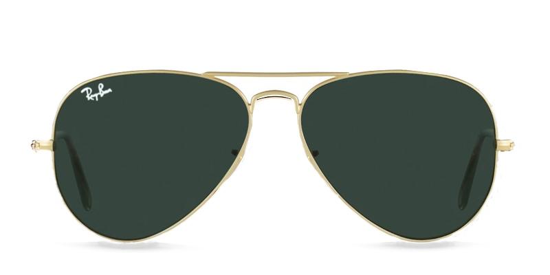 Ray Ban Aviator 3025 Prescription Sunglasses