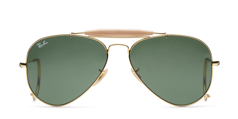 d39c642205d Images Ray Ban 3030 Review Sluneční brýle Ray Ban OUTDOORSMAN RB 3030 L0216