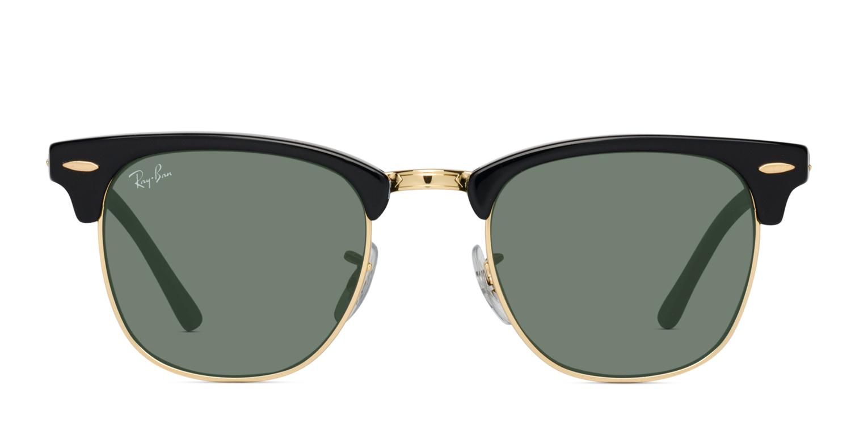 e881e81967a Ray-Ban 0RB3016 Clubmaster Prescription Sunglasses