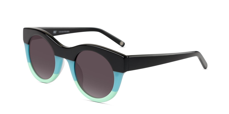 e580595d52 Photography of Muse M0726 Black Prescription Sunglasses