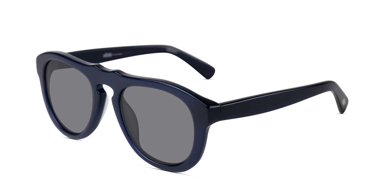 9f09d622d40d Example of Ottoto Crofton Blue Prescription Sunglasses