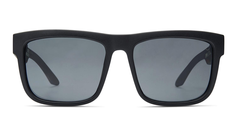bf02aaf5135 Spy Discord Black Prescription Sunglasses