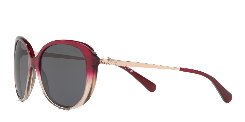 e304cabf8d Coach 0HC8215 Prescription Sunglasses