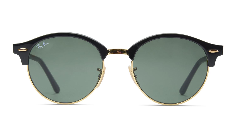 ray ban 4246 clubround prescription sunglasses. Black Bedroom Furniture Sets. Home Design Ideas