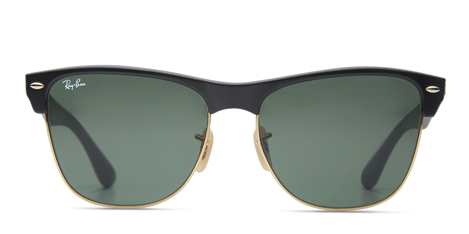 e03729f538cfa Ray-Ban 4175 Clubmaster Oversized Prescription Sunglasses