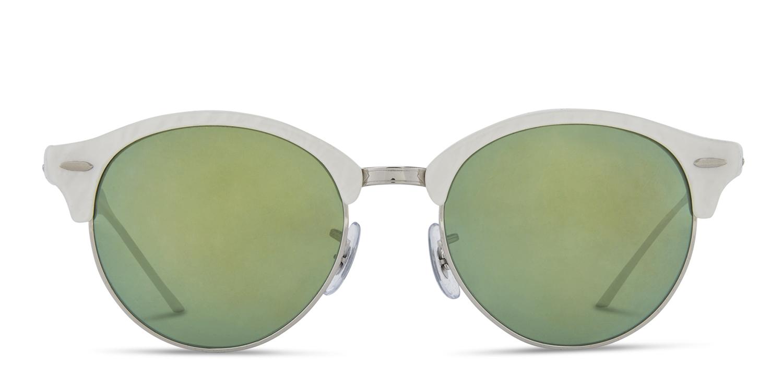 dc65b6d8cc Ray-Ban 4246 Clubround Prescription Sunglasses