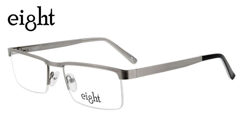 17b9bf0b931eb Eight 212C Gunmetal Eyeglass Frames Buy Now - Hot Glasses For You