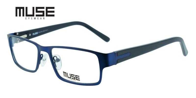 c87f150e434 Muse Theo Blue Prescription Eyewear Cheap Price - Answer Eyeglasses