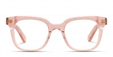 Muse X Hilary Duff Clara Clear Pink/Glitter